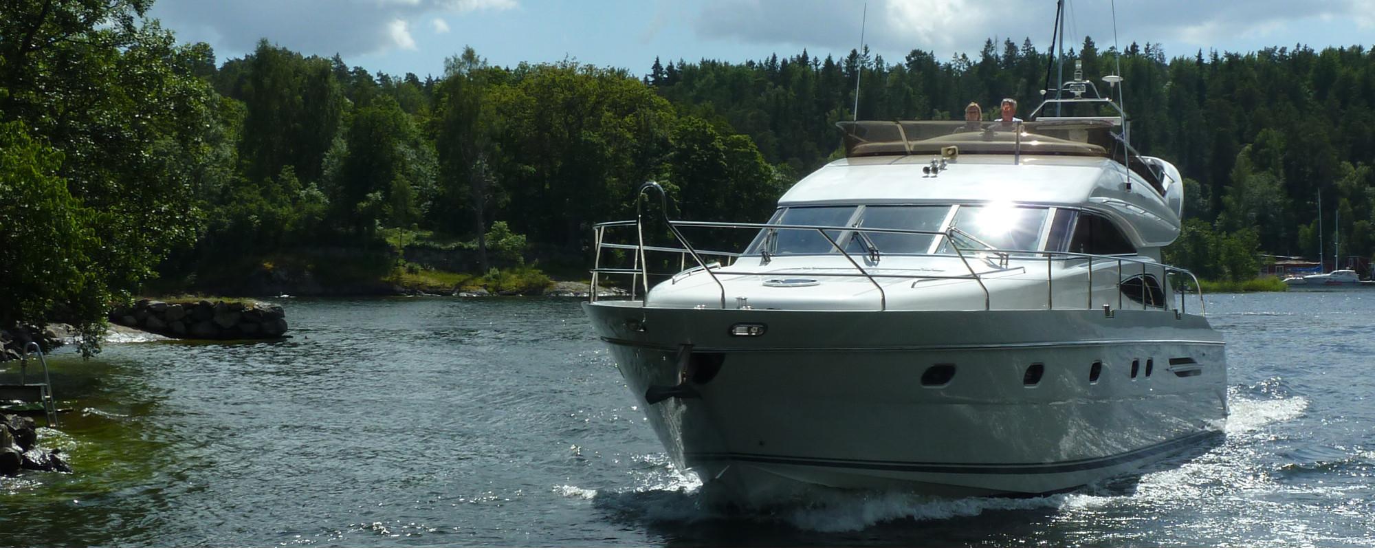 Bootsführerschein für Binnengewässer